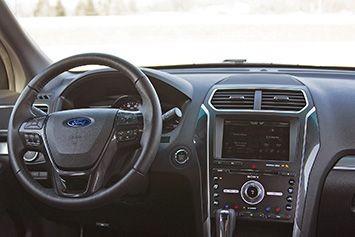 2016 Ford Explorer Sport 5