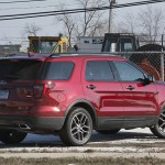 Знакомимся с новым Ford Explorer Sport