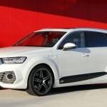 Кроссовер Audi QS7 получил обновление от тюниг-ателье ABT
