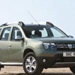 Dacia Duster будет использовать новую платформу