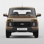 Старт продаж внедорожника Lada 4×4 Urban