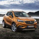 Очередная модификация! Кроссовер от Opel — Mokka