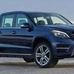 Пикап Mercedes-Benz будет представлен в России