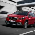 Модификация мини-кроссовера Peugeot