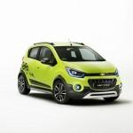 Chevrolet представил концепт Beat Activ