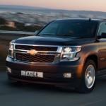 Понижение цен на внедорожник Chevrolet Tahoe в России