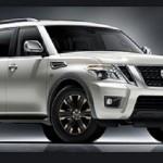 Nissan Armada – первое опубликованное фото