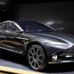 Aston Martin DBX появится в Уэльсе