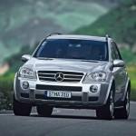 Mercedes-Benz ML- и GL-Class в России будут отозваны