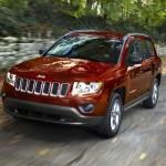 Jeep прекращает продажи кроссовера Compass в России