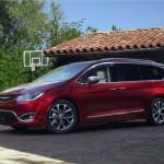 Первый взгляд на Chrysler Pacifica