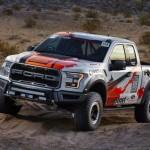 Ford собирается показать F-150 Raptor