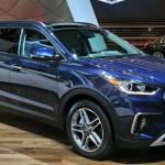 Hyundai Santa Fe представлен на автошоу в Чикаго