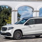 Mercedes-Benz GLS уже в России