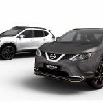 Nissan Qashqai и X-Trail предстанут в новом виде