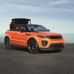 Range Rover Evoque Cabrio уже в продаже!