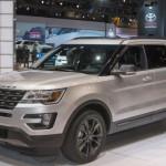 Представлен обновленный Ford Explorer