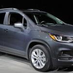 Новый кроссовер Chevrolet Trax в Чикаго