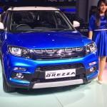 Индийское подразделение Suzuki решило составить конкуренцию Ford EcoSport