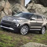 Обзор Ford Explorer (Форд Эксплорер): фото, характеристики, цены