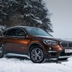 Обзор кроссовера BMW X1: фото, характеристики, цены