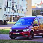 Обзор фургона Volkswagen Caddy