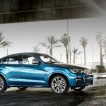 Обзор кроссовера BMW X4 M40i