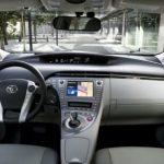 Компактный автомобиль Toyota Prius